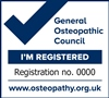 Register of osteopaths
