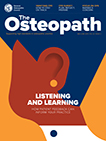 The Osteopath vol 22 issue 3 small