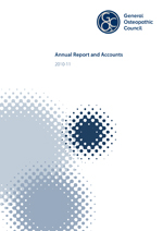 Annual Report and Accounts 2010-11