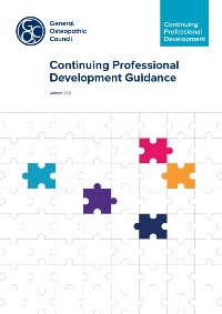 CPD guidance - new CPD scheme