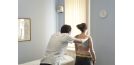 Osteopath and pregnant woman 3