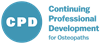 New CPD for osteopaths