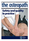 the osteopath Feb/March 2012
