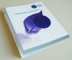 Osteopathic Standards folder