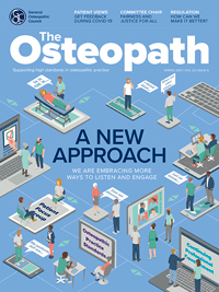 The Osteopath spring 21 cover 200x267