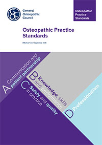 Updated Osteopathic Practice Standards